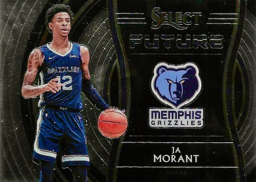 2019-20 Panini Select Basketball Cards 21