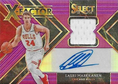 2019-20 Panini Select Basketball Cards 18