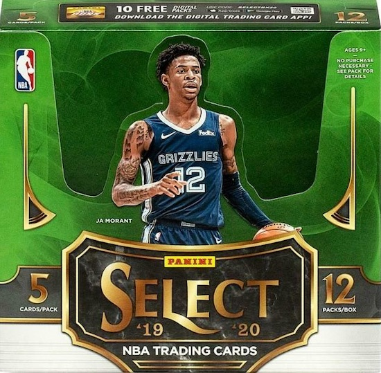Top Selling Sports Card and Trading Card Hobby Boxes List 13