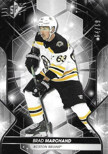 2019-20 SPx Hockey Cards 12