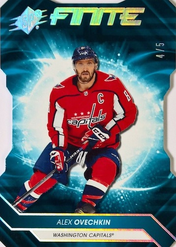 2019-20 SPx Hockey Cards 13