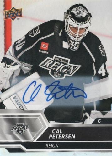 2019-20 Upper Deck AHL Hockey Cards 8