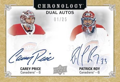 2019-20 Upper Deck Chronology Hockey Volume 2 Cards 5