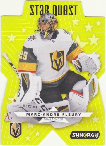 2019-20 Upper Deck Synergy Hockey Cards 32