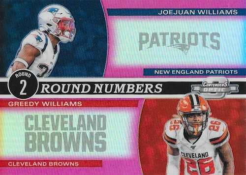 2019 Panini Contenders Optic Football Cards 15