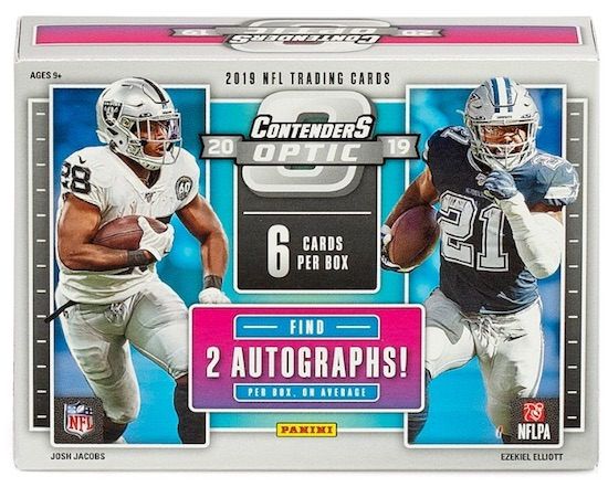 Top Selling Sports Card and Trading Card Hobby Boxes List 8