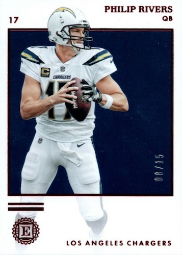2019 Panini Encased Football Cards 10