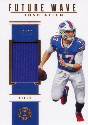 2019 Panini Encased Football Cards 15