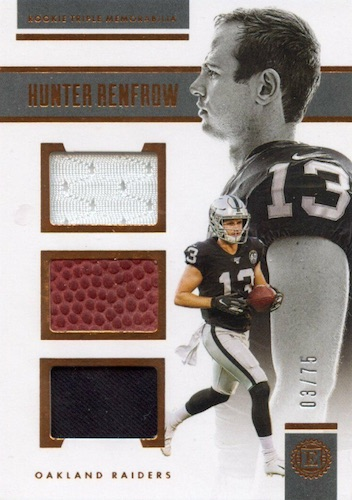 2019 Panini Encased Football Cards 16