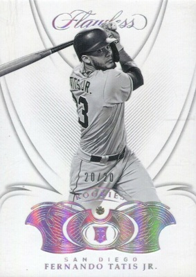 Fernando Tatis Jr. Rookie Cards Checklist and Gallery 8