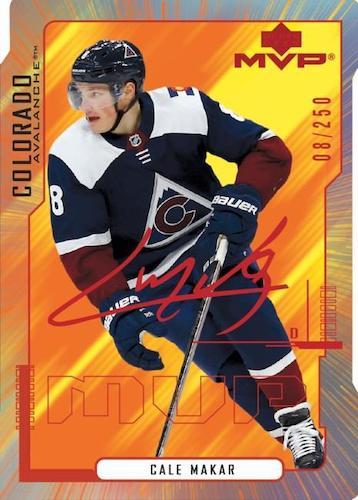 2020-21 Upper Deck MVP Hockey Cards 6