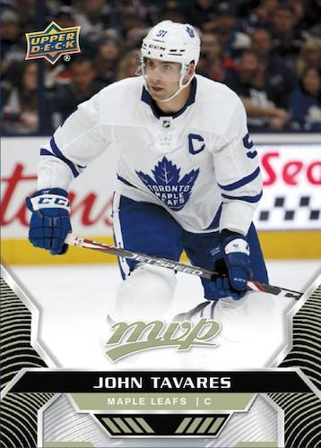 2020-21 Upper Deck MVP Hockey Cards 1