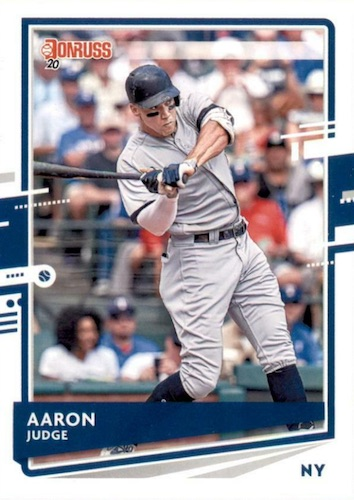 2020 Donruss Baseball Variations Gallery 27