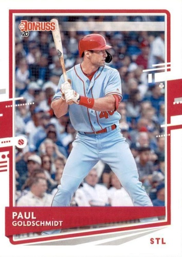 2020 Donruss Baseball Variations Gallery 37
