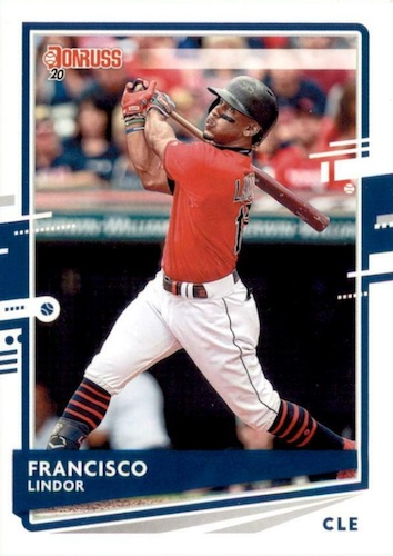 2020 Donruss Baseball Variations Gallery 45
