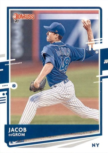 2020 Donruss Baseball Variations Gallery 5