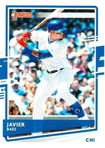 2020 Donruss Baseball Variations Gallery 15