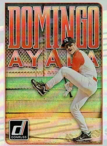 2020 Donruss Baseball Cards 12