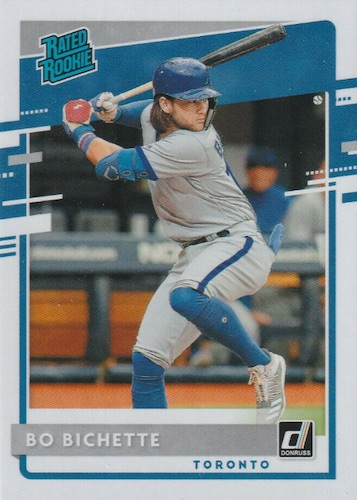 2020 Donruss Baseball Cards 11