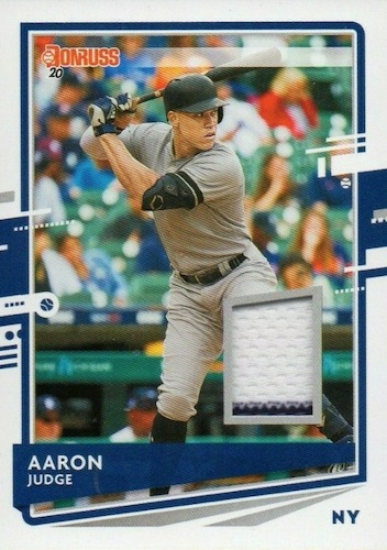 2020 Donruss Baseball Cards 19