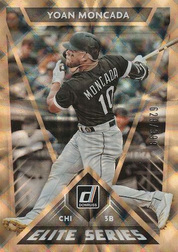 2020 Donruss Baseball Cards 23