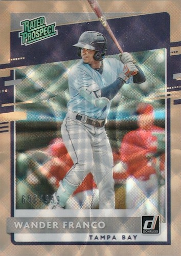 2020 Donruss Baseball Cards 26