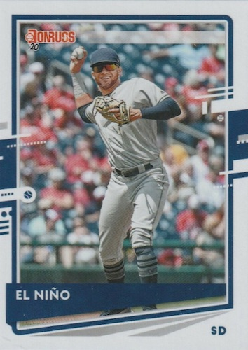 2020 Donruss Baseball Variations Gallery 12