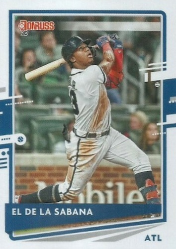 2020 Donruss Baseball Variations Gallery 54