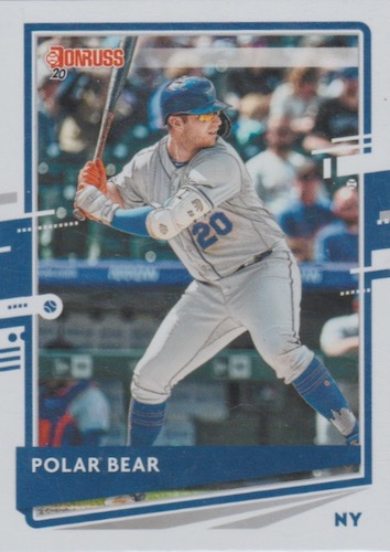 2020 Donruss Baseball Variations Gallery 60