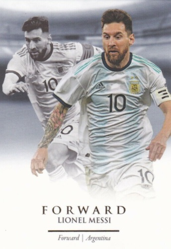 2020 Futera Unique World Football Soccer Cards 1