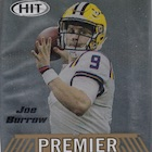 2020 Sage Hit Premier Draft Low Series Football Cards