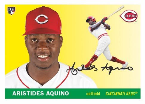 2020 Topps Archives Baseball Cards 1