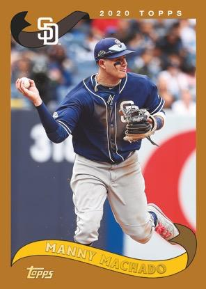 2020 Topps Archives Baseball Cards 3