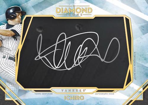 2020 Topps Diamond Icons Baseball Cards 7
