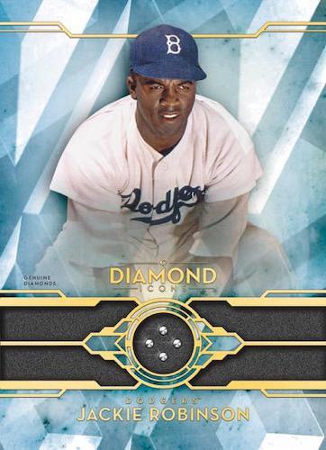 2020 Topps Diamond Icons Baseball Cards 9