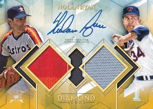 2020 Topps Diamond Icons Baseball Cards - Checklist Added 6