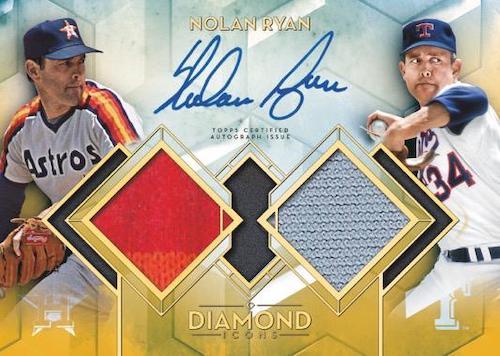 2020 Topps Diamond Icons Baseball Cards 4