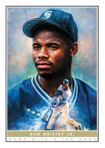 2020 Topps Game Within the Game Baseball Cards - Card #3 Griffey 5