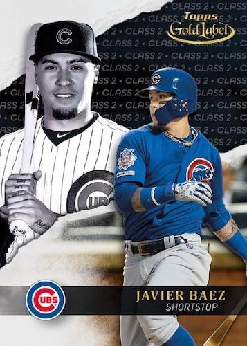 2020 Topps Gold Label Baseball Cards 2