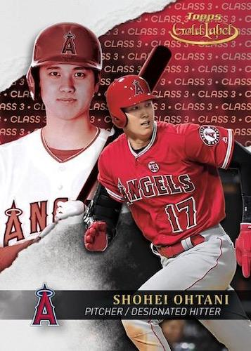 2020 Topps Gold Label Baseball Cards 3