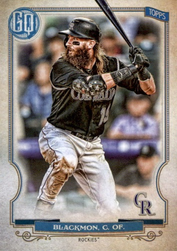 2020 Topps Gypsy Queen Baseball Variations Gallery & Checklist 75