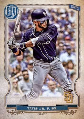 2020 Topps Gypsy Queen Baseball Variations Gallery & Checklist 21