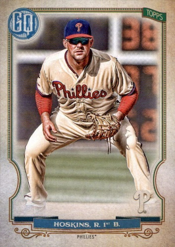 2020 Topps Gypsy Queen Baseball Variations Gallery & Checklist 23