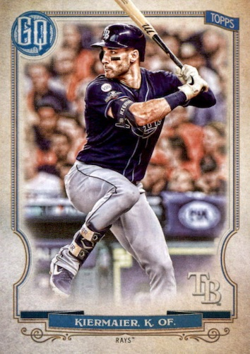 2020 Topps Gypsy Queen Baseball Variations Gallery & Checklist 79