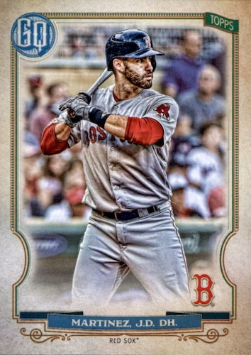2020 Topps Gypsy Queen Baseball Variations Gallery & Checklist 29
