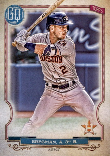 2020 Topps Gypsy Queen Baseball Variations Gallery & Checklist 31