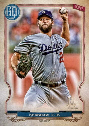 2020 Topps Gypsy Queen Baseball Variations Gallery & Checklist 5