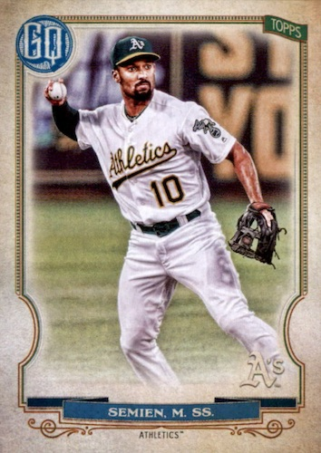 2020 Topps Gypsy Queen Baseball Variations Gallery & Checklist 87