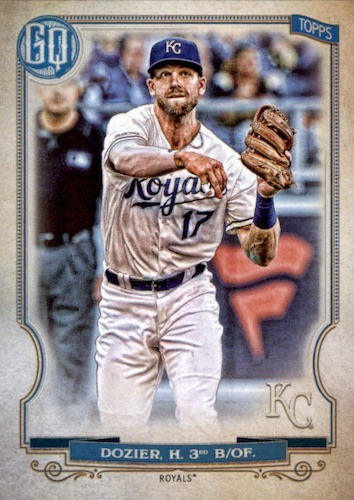 2020 Topps Gypsy Queen Baseball Variations Gallery & Checklist 91