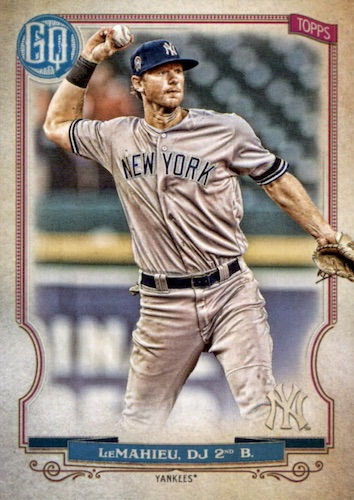 2020 Topps Gypsy Queen Baseball Variations Gallery & Checklist 129